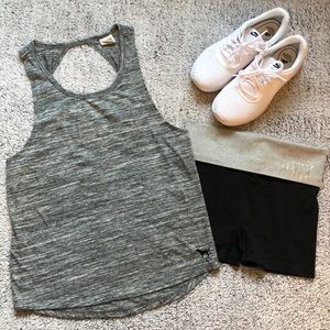 Pink work out outfit